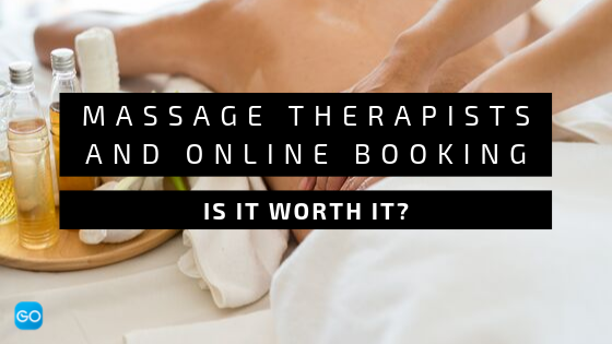 MASSAGE THERAPISTS AND ONLINEBOOKING