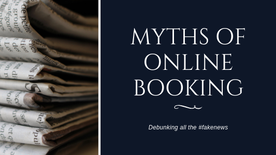 Myths of online booking