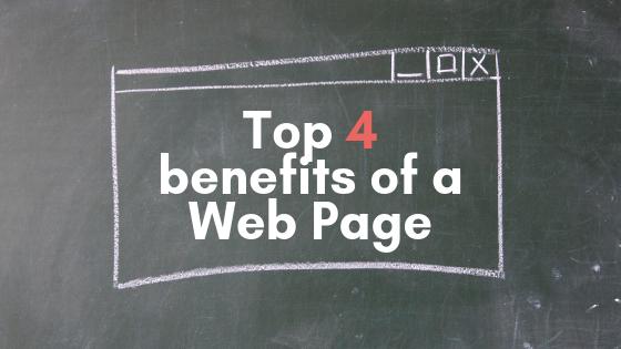 benefits webpage